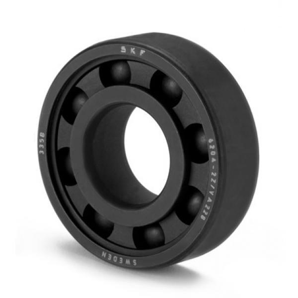 6316-2Z/VA208 high temperature deep groove ball bearings #1 image